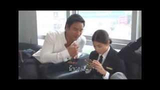 getlinkyoutube.com-ตะลุยกองถ่าย - คิวบิก (น็อตบังคับขายยาดม) + SixthSense2 (ฝึกพูดภาษาต่างชาติ) 22/10/56