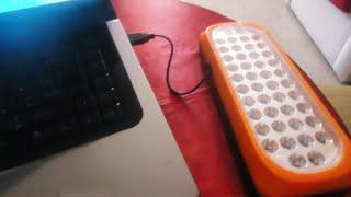 getlinkyoutube.com-افكار وابتكارات : تحويل كشاف الشحن للعمل على USB