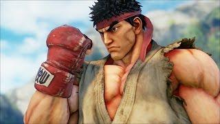 getlinkyoutube.com-[PS4] Street Fighter V: Beta - Online Gameplay (5 Matches) (60fps 1080p)