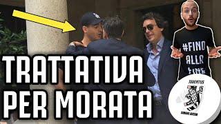 Incontro Morata-Paratici. Trattative in corso?     Mercato Avsim