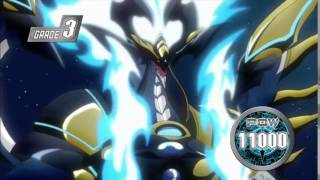 getlinkyoutube.com-Cardfight!! Vanguard - Gaillard Rides Bluish Flame Liberator Prominence Glare