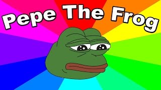 Who Is Pepe The Frog? The Creation And Origin Of A Classic Meme