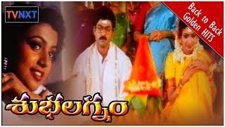 Subhalagnam Telugu Full movie    Jagapathi Babu    Roja    Aamani    TVNXT