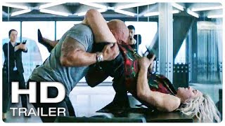 FAST AND FURIOUS -  Hobbs And Shaw Trailer #4 Official (NEW 2019)