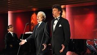 getlinkyoutube.com-Jonas Kaufmann and Jose Carreras - Core ´Ngrato