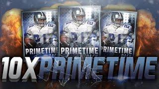 getlinkyoutube.com-10x PRIMETIME PACKS! PRIMETIME BUNDLE! - Madden Mobile 16