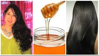 getlinkyoutube.com-DIY How To get really SHINY SOFT Hair naturally at Home remedies treatment for dry damaged hair
