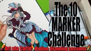 getlinkyoutube.com-10 Marker challenge