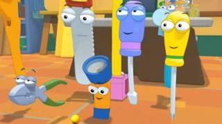 getlinkyoutube.com-Handy Manny Sing It  | Top Kids Apps