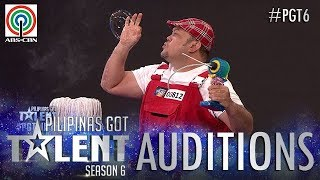 Pilipinas Got Talent 2018 Auditions: Erwin Cervo - Bubble Making