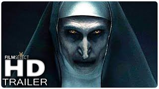 THE NUN Trailer (2018) Horor Movie
