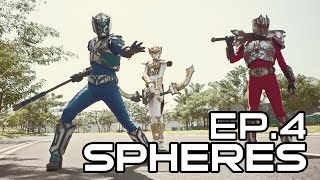 Spheres Trinity (Indonesian Tokusatsu Webseries) - Episode 4 (ENG SUB) width=