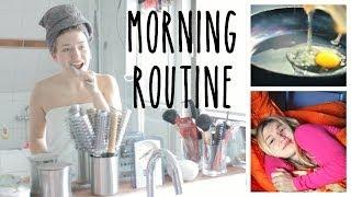 getlinkyoutube.com-MORNING ROUTINE ♥  BibisBeautyPalace