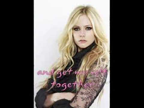 I will be AVRIL LAVIGNE (with lyrics)