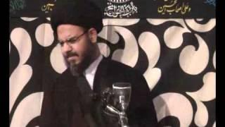 getlinkyoutube.com-Majlis No.1 - Surah Al-Waqiah - Ayatollah Syed Aqeel ul Gharavi