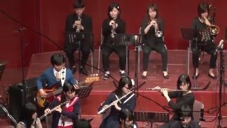 "getlinkyoutube.com-【おそ松さん】「全力バタンキュー」を吹奏楽で演奏してみた【秋葉原区立すいそうがく団!】""Osomatsusan"" played in wind band"