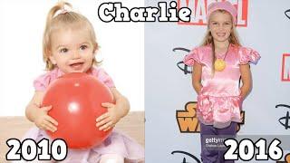 getlinkyoutube.com-¡Buena Suerte, Charlie! Antes y Después 2016