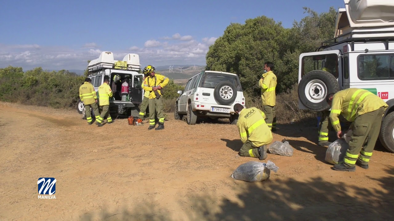 Empleo público para bomberos forestales