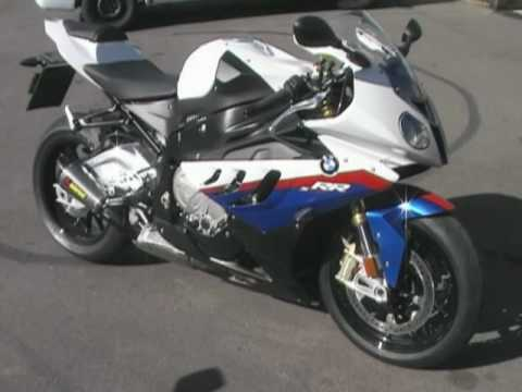 New BMW 1000RR Run in on the Dyno, Mode Dyno runs, Akrapovic Exhaust