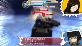 getlinkyoutube.com-ガルパン戦車道 プラウダ高校ミッション3 アヒル Sラン 全滅戦