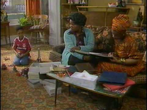 AFRICAN AUNTIE (THE REAL MCCOY)