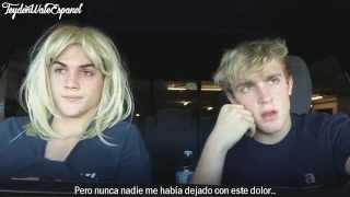 getlinkyoutube.com-Funny song fight Subtitulado en Español [Dolan Twins][Jake Paul]