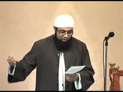 Sh.Yusuf Badat - Cultivating Our Humanity [June 9, 2012]