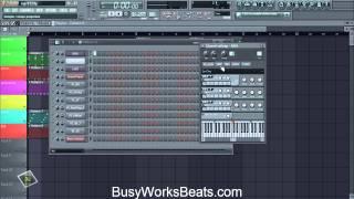 getlinkyoutube.com-Trap Beats in FL Studio 11 (Beginners Guide)