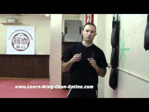 Wing Chun Wall Bag Training Tips
