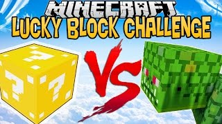 getlinkyoutube.com-LUCKY BLOCK VS NAGA (Avec Thaek) ! | LUCKY BLOCK CHALLENGE |[FR]