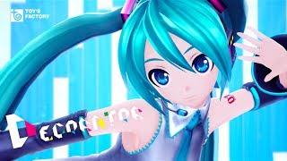 getlinkyoutube.com-livetune feat. Hatsune Miku「DECORATOR」Music Video