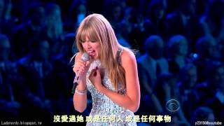getlinkyoutube.com-【HD繁中字】泰勒絲 Taylor Swift I KNEW YOU WERE TROUBLE 大麻煩 @ Victoria's secret show 2013