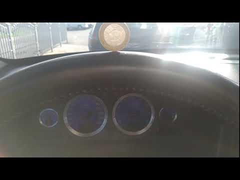 Тест работы двигателя volvo s60r