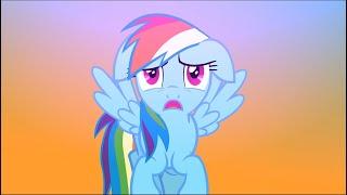 Twilight vs. Rainbow Dash Random Fight Scene [Animation]