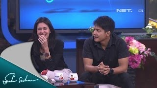 getlinkyoutube.com-Sarah Sechan-Dini Aminarti dan Dimas Seto - Pasangan Selebriti