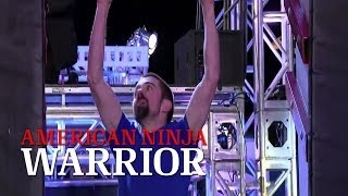 getlinkyoutube.com-Michael Needham at 2013 Baltimore Finals | American Ninja Warrior