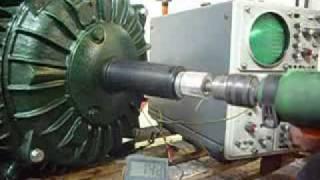 getlinkyoutube.com-Magnet Generator - générateur - generador - генератор - generatorius - generatore 20kw 750rpm