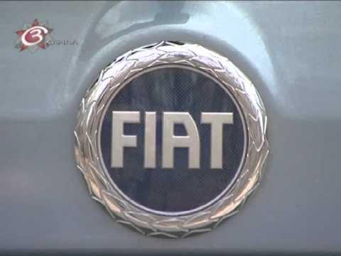 Тест-драйв Fiat Panda (Фиат Панда)