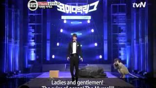 getlinkyoutube.com-유세윤, 유상무의 기막힌 서커스(Korean amazing circus)