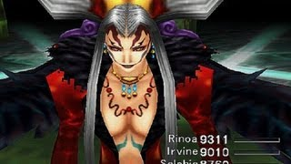 getlinkyoutube.com-Final Fantasy VIII Enhanced HD Mod Ultimecia First Form Battle