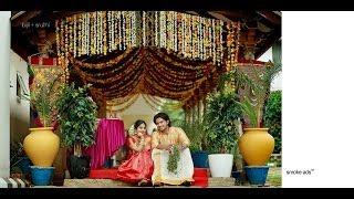 traditional hindu wedding     Bijil + Sruthy