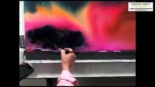 getlinkyoutube.com-How to Paint Nature's Storms with Watercolor Artist Frank Francese