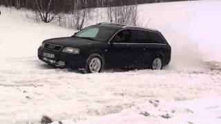 Audi A6 2,5 TDI quattro