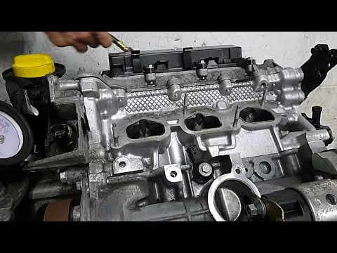 Двигатель Smart для Forfour (W453) 2014 после