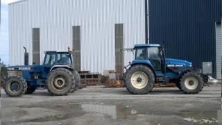 getlinkyoutube.com-ford TW35 vs newholland 8970