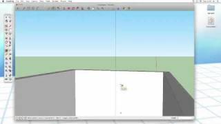getlinkyoutube.com-Sketchup #13: Walls, Doors & Windows