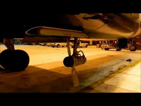 A320 Ram Air Turbine Test
