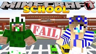 getlinkyoutube.com-Minecraft School-BABY CARLY GETS DETENTION!!