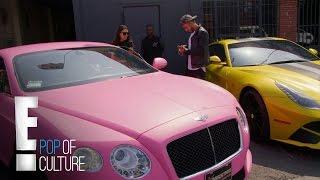 getlinkyoutube.com-DASH Dolls | Whoa! Durrani's Boyfriends Buys Her a Pink Bentley! | E!