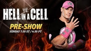 getlinkyoutube.com-WWE Hell in a Cell 2012 - Pre-Show